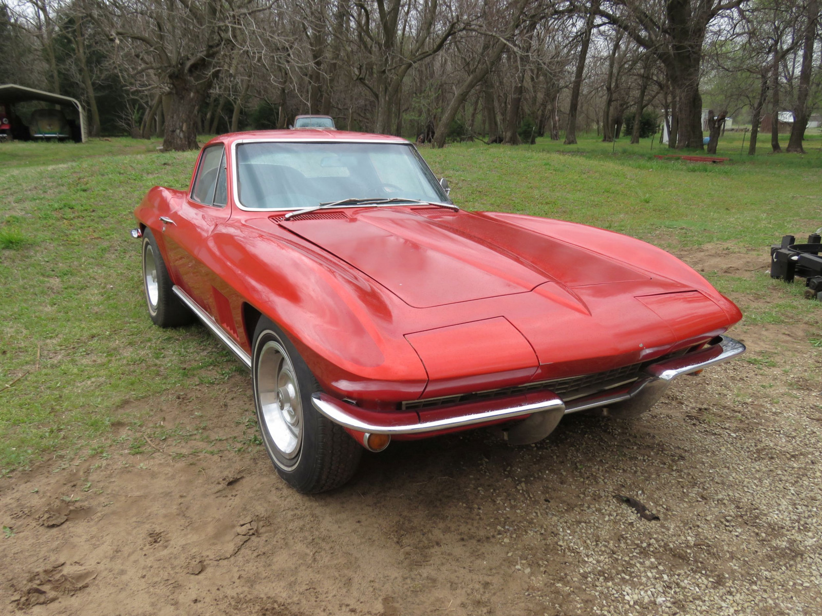 1967 CHEVROLET CORVETTE STINGRAY COUPE - Image 1
