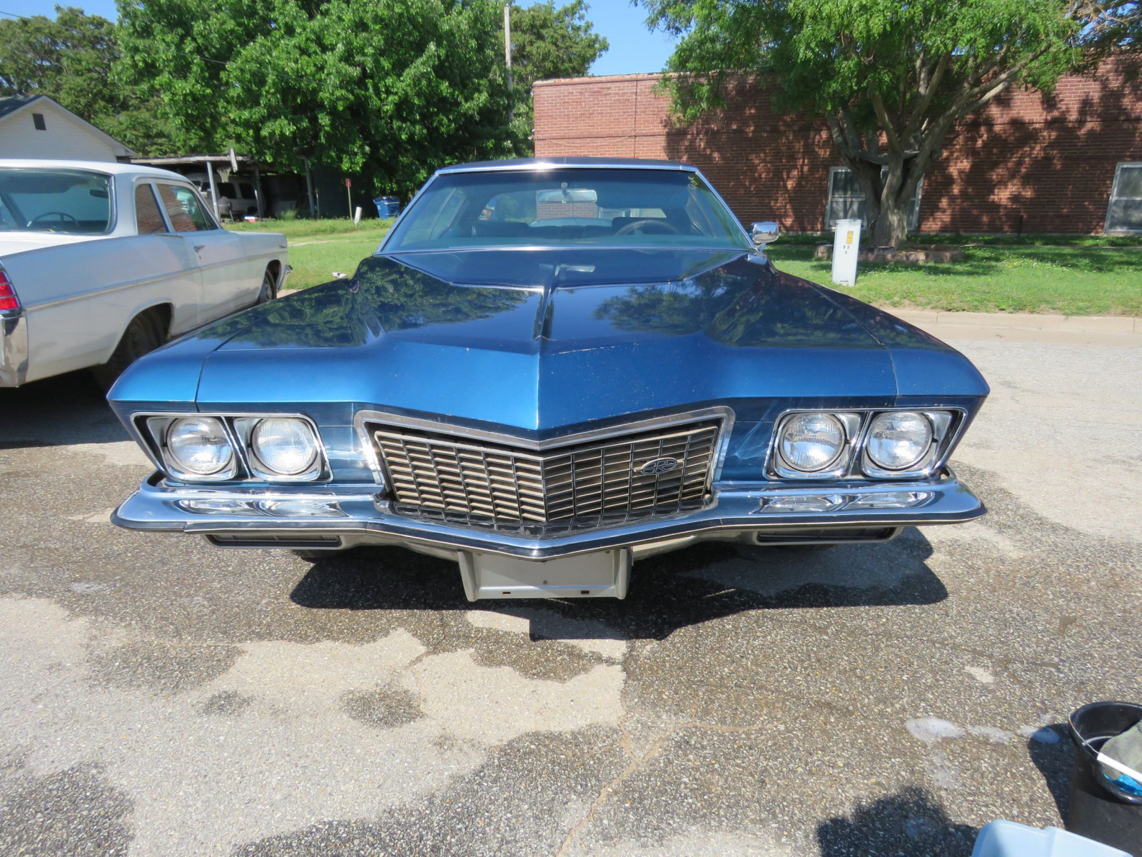 1972  BUICK RIVIERA COUPE - Image 2