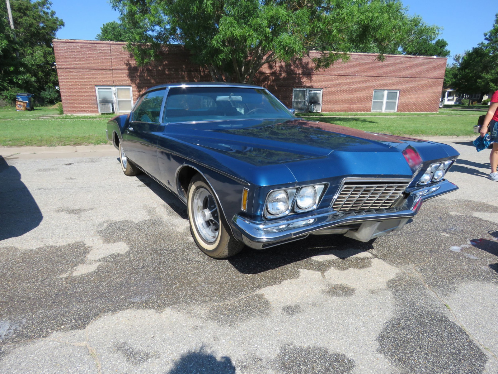 1972  BUICK RIVIERA COUPE - Image 3