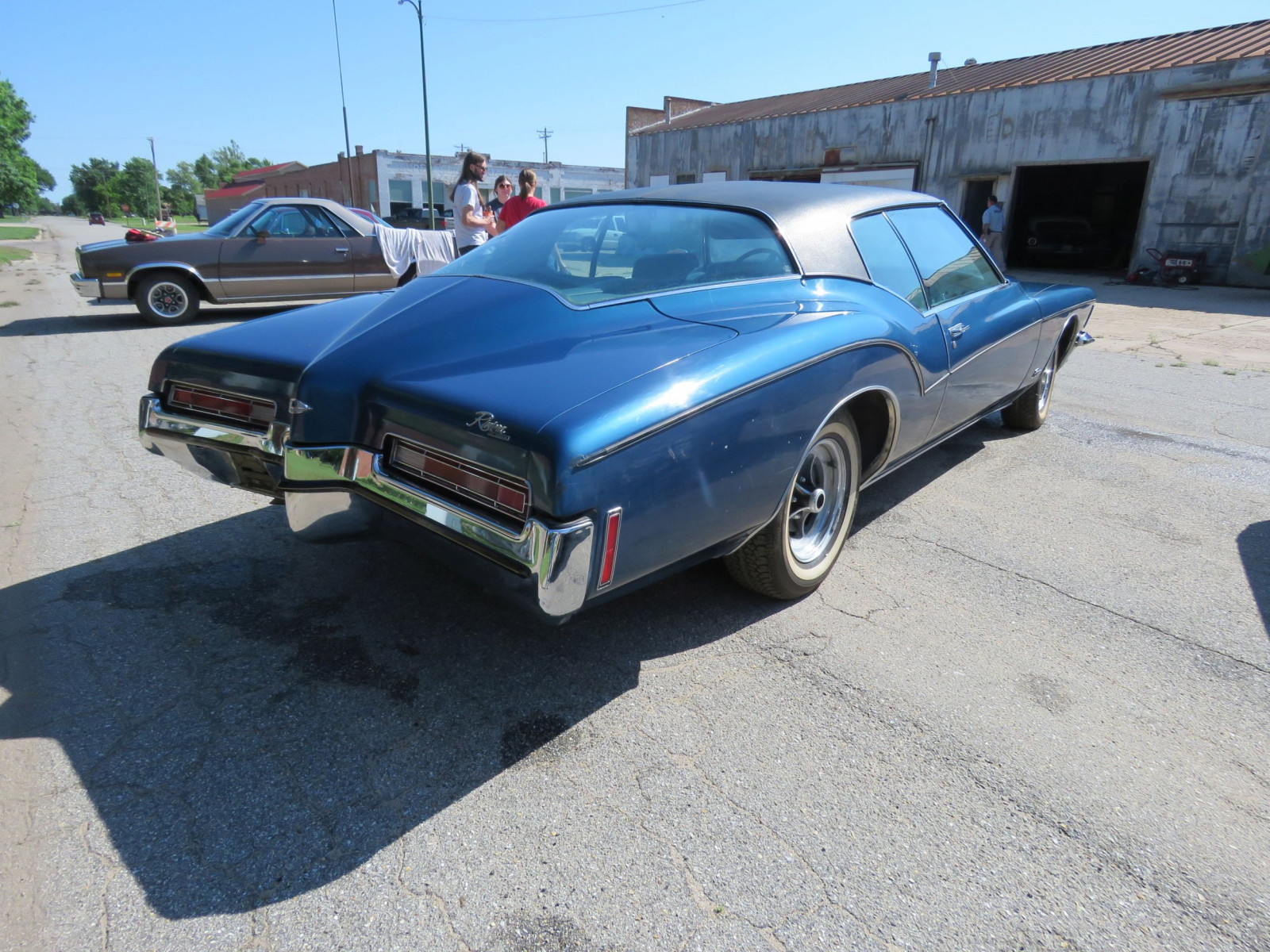 1972  BUICK RIVIERA COUPE - Image 6