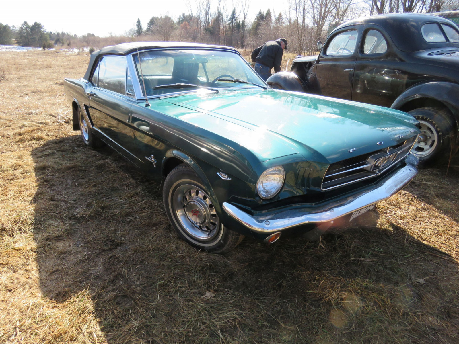 1965 Ford Mustang Convertible - Image 1
