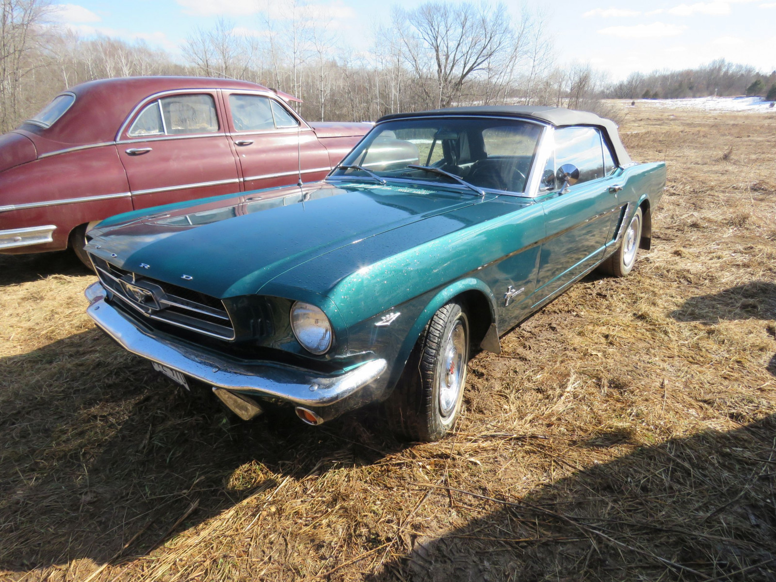 1965 Ford Mustang Convertible - Image 3