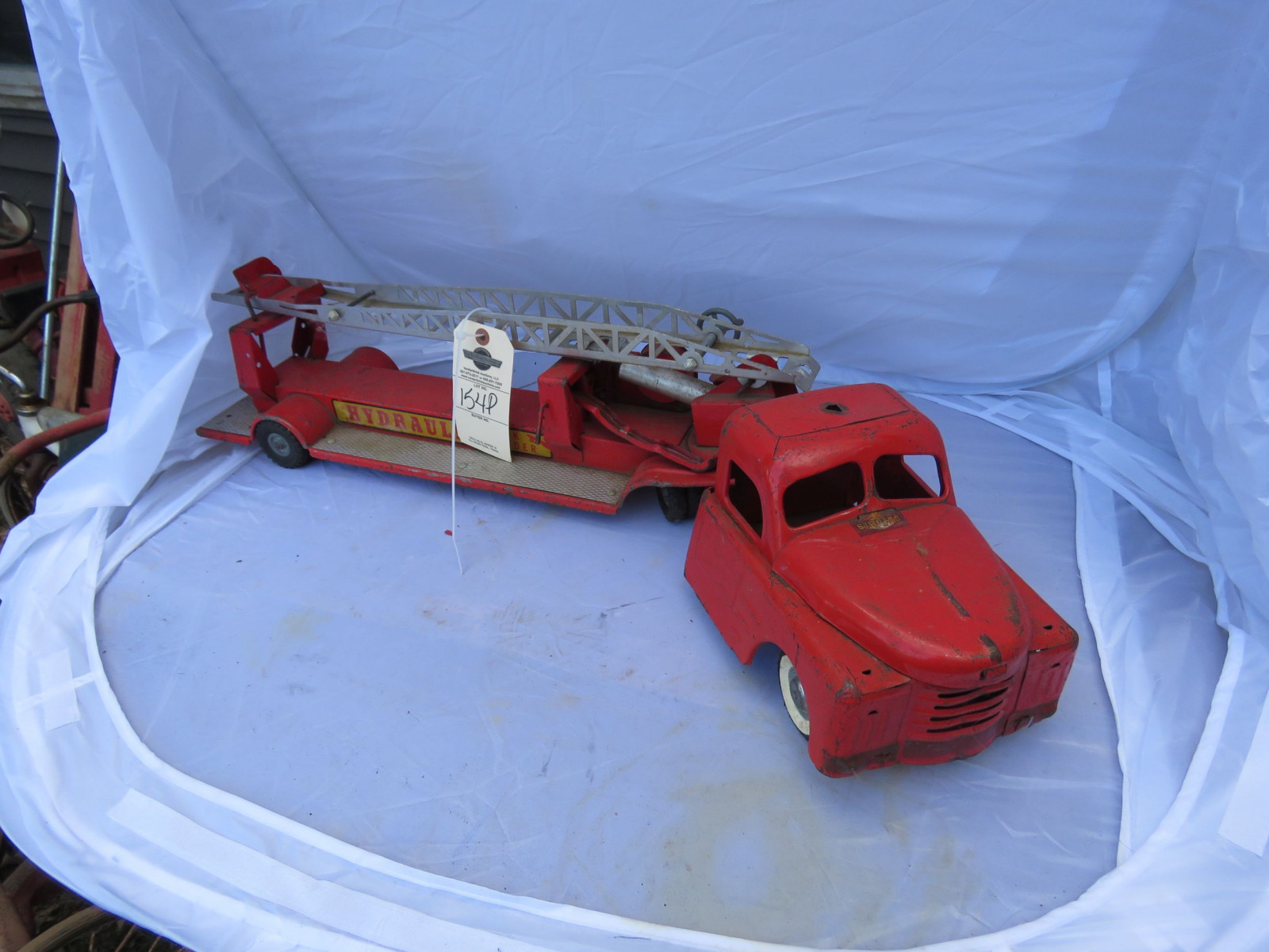 Structo Hook and Ladder Truck - Image 1