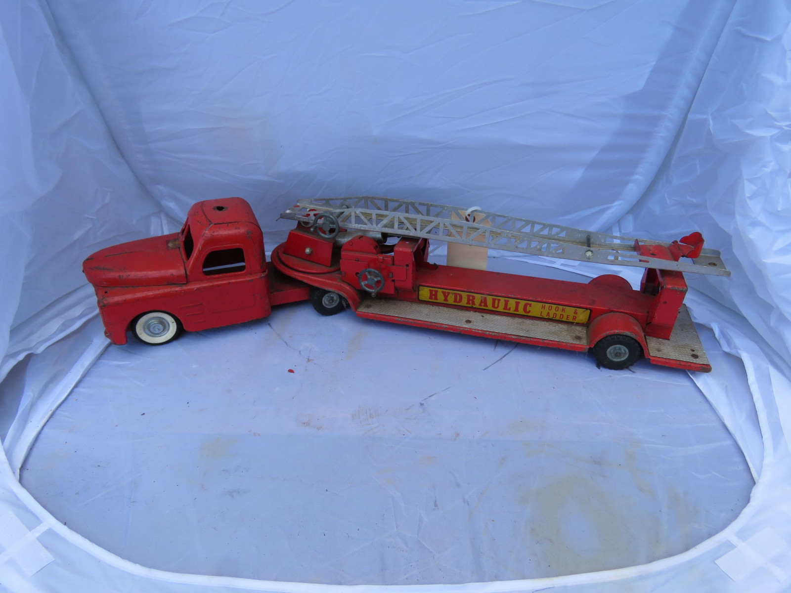 Structo Hook and Ladder Truck - Image 2