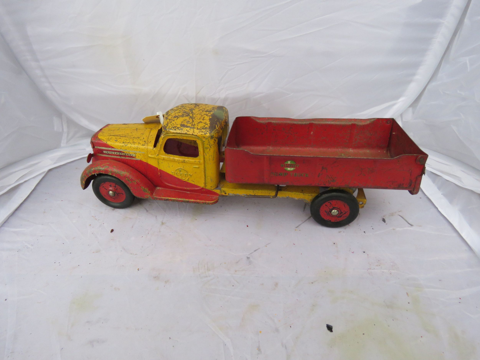 Buddy L International Truck Pressed Tin - Image 2