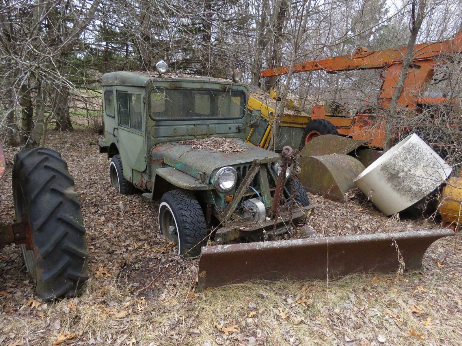 Willy Jeep for Restore - Image 1