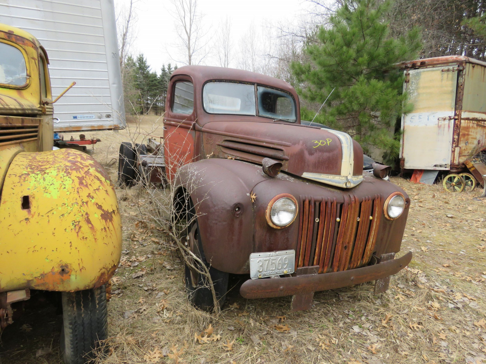 1940's Ford Truck for Rod or Restore - Image 1
