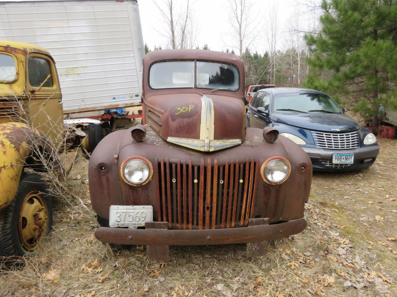 1940's Ford Truck for Rod or Restore - Image 2