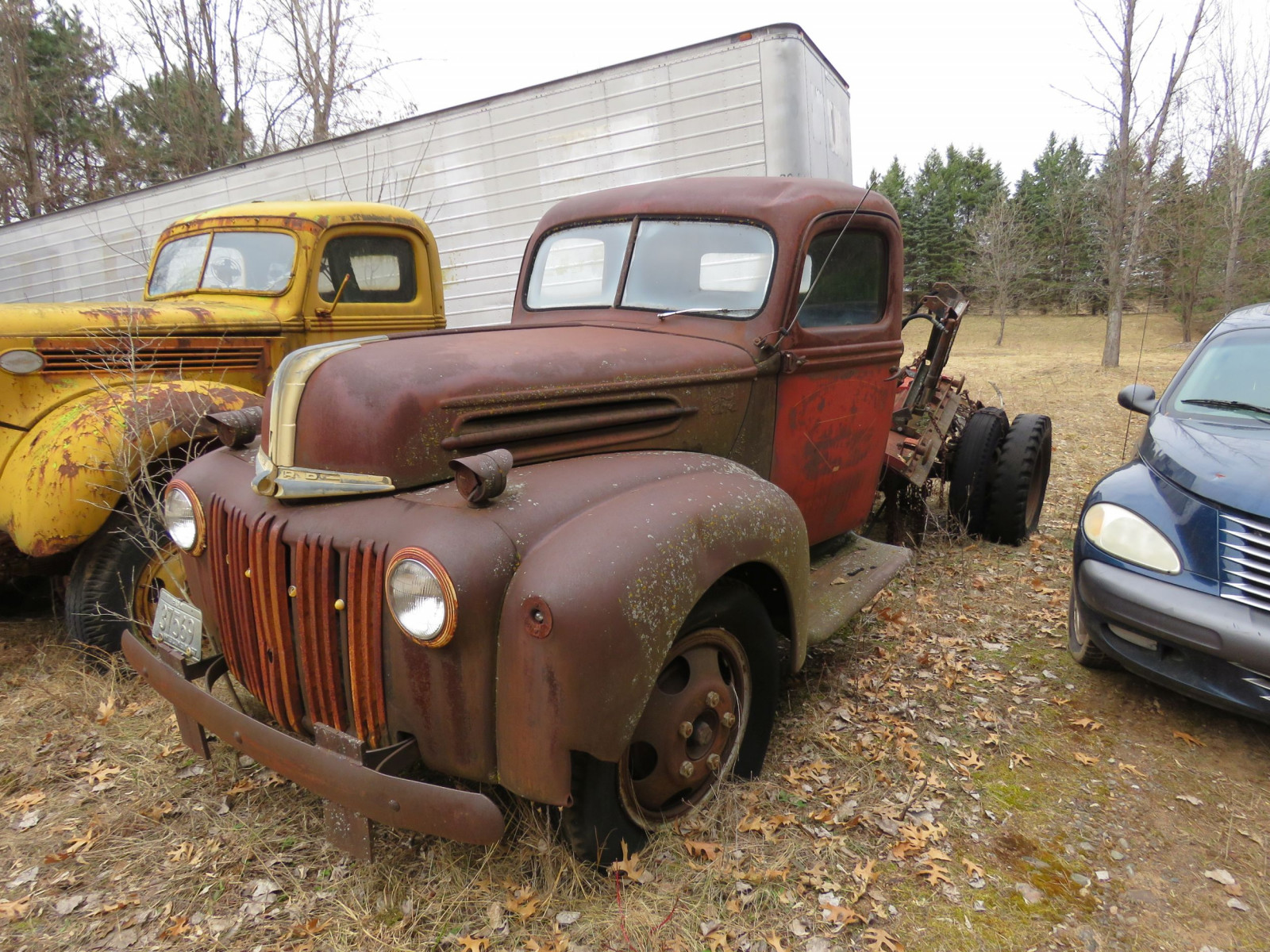 1940's Ford Truck for Rod or Restore - Image 3