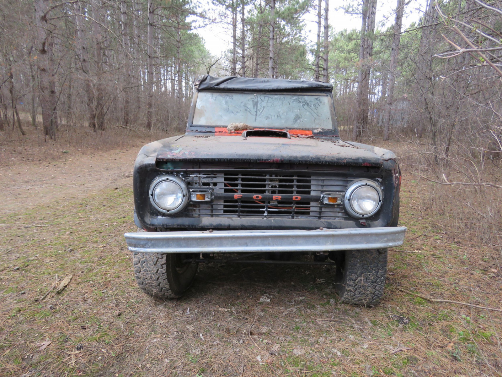1969 Ford Bronco Project - Image 2