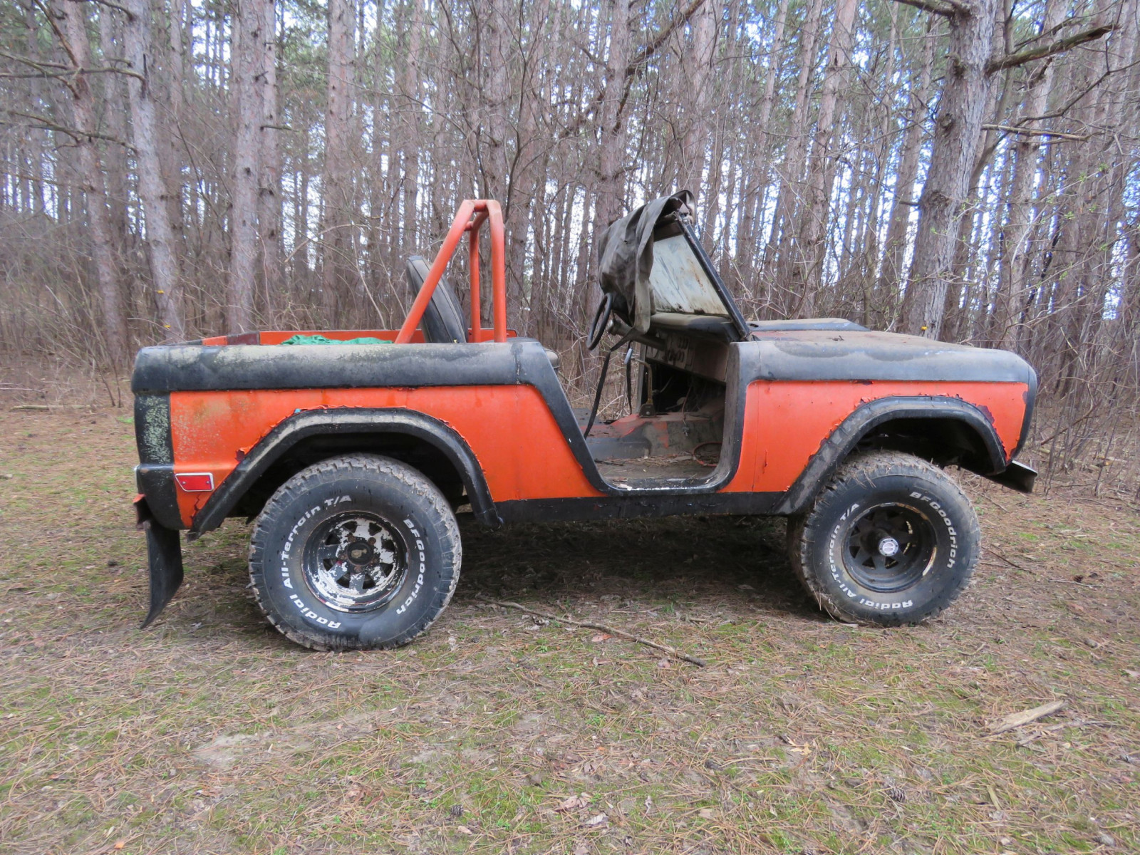 1969 Ford Bronco Project - Image 3