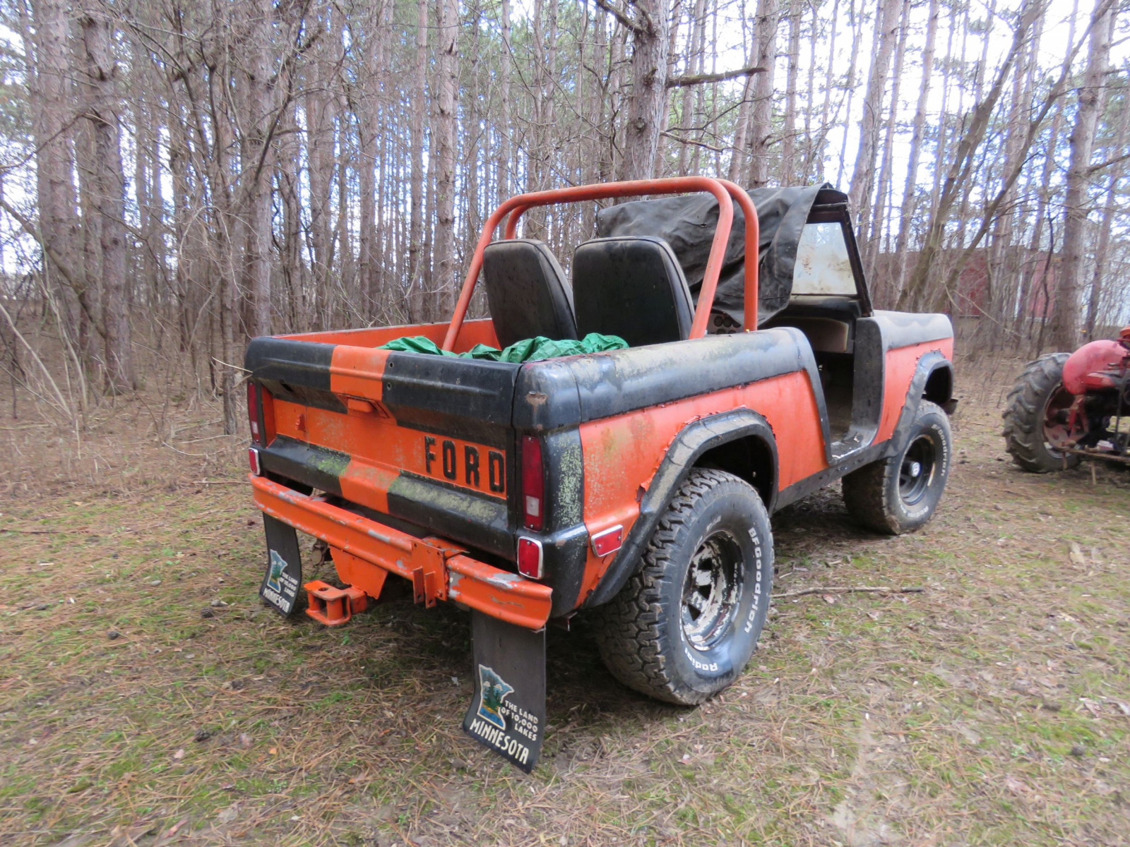 1969 Ford Bronco Project - Image 4