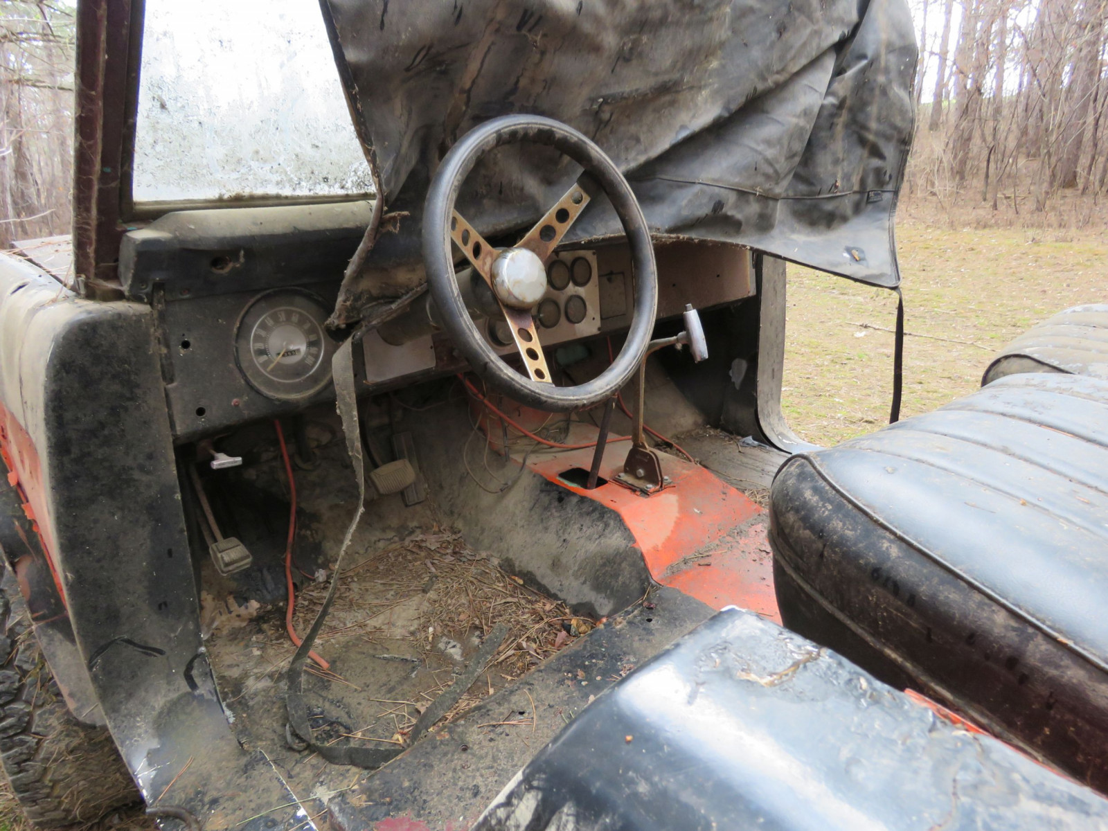 1969 Ford Bronco Project - Image 7