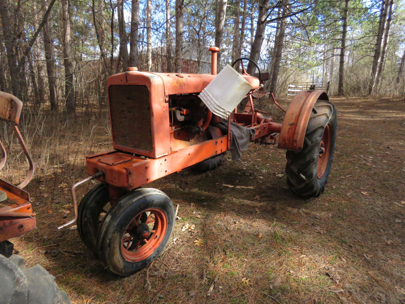 Allis Chalmers WC Tractor - Image 1