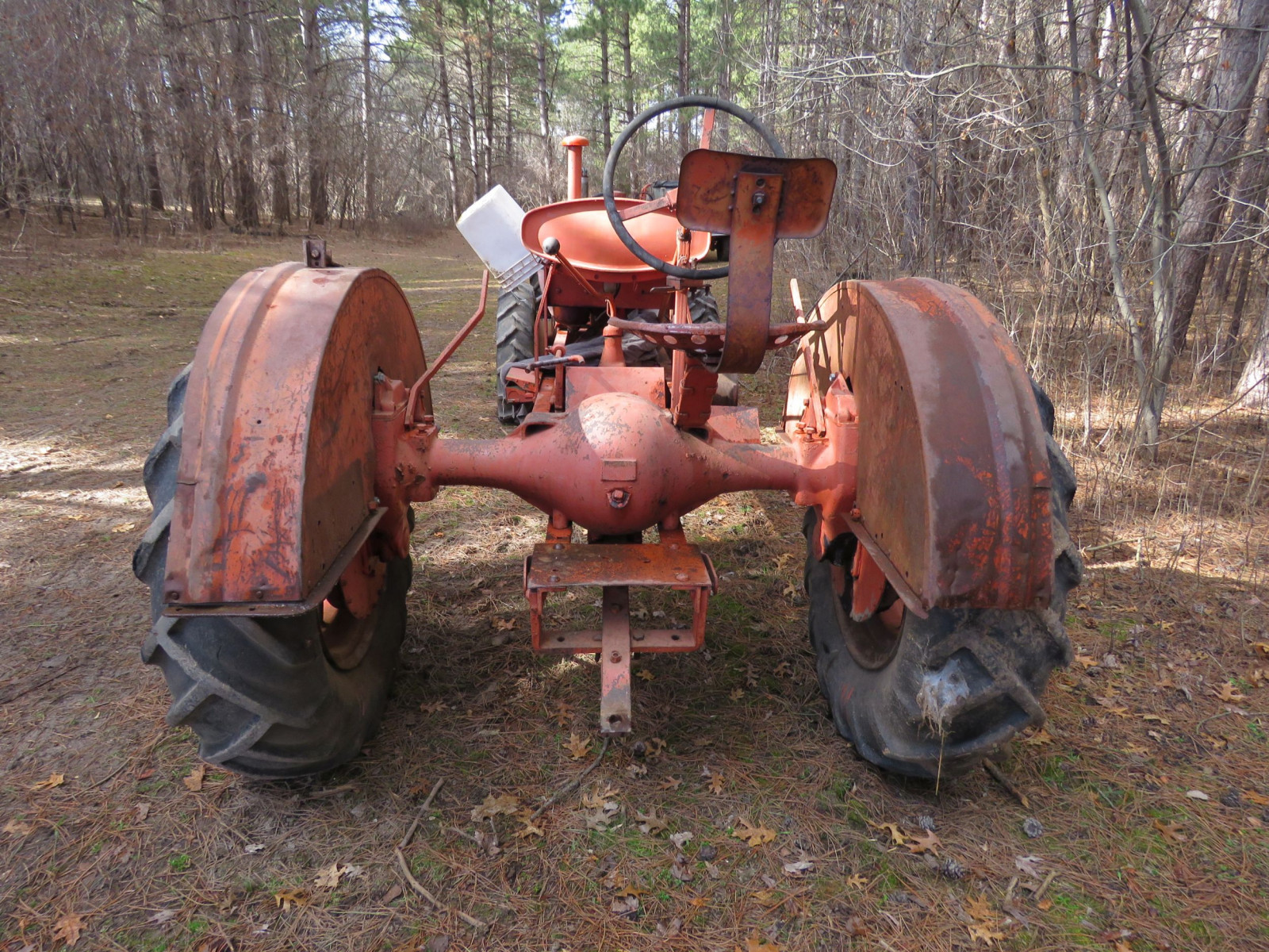 Allis Chalmers WC Tractor - Image 2