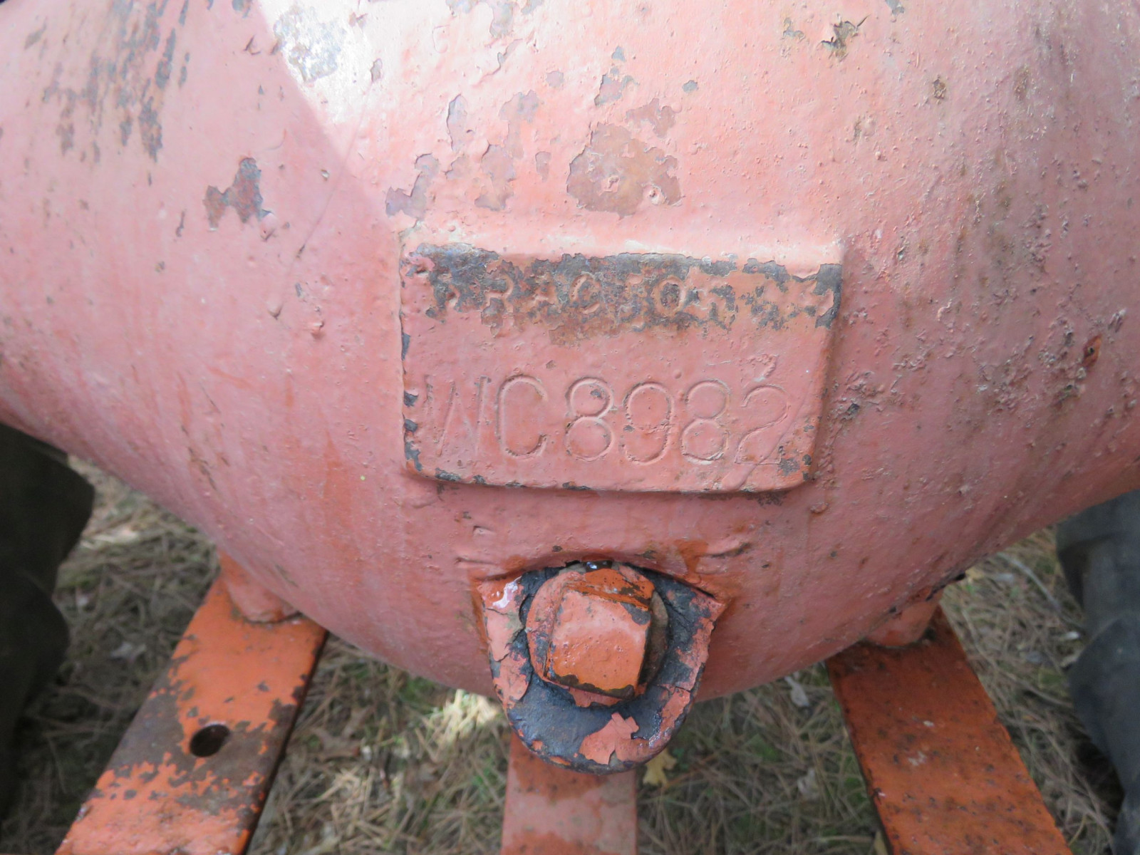 Allis Chalmers WC Tractor - Image 3
