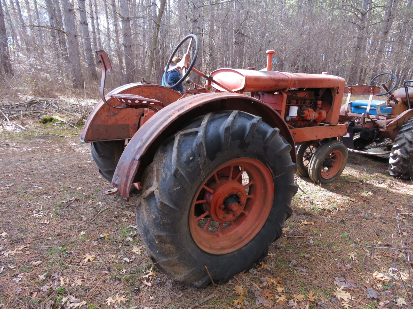 Allis Chalmers WC Tractor - Image 5
