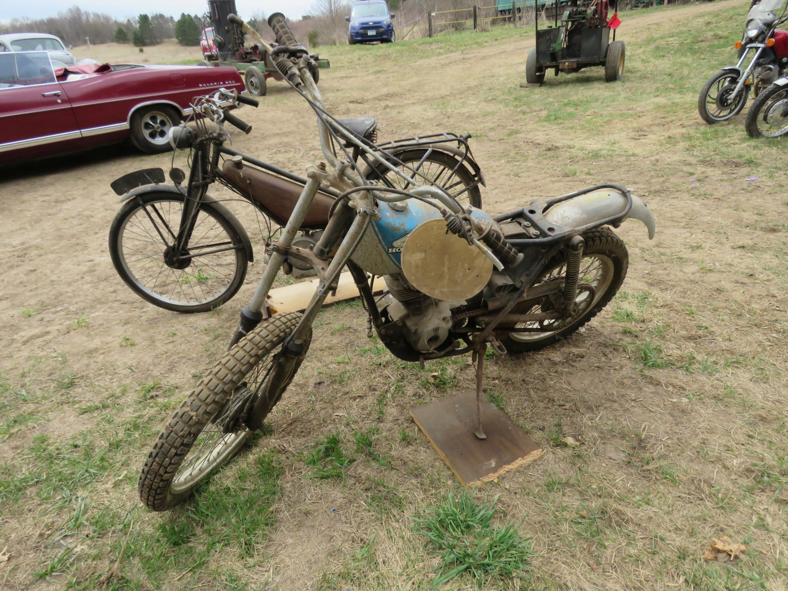 Honda Dirt bike for Project or parts - Image 1
