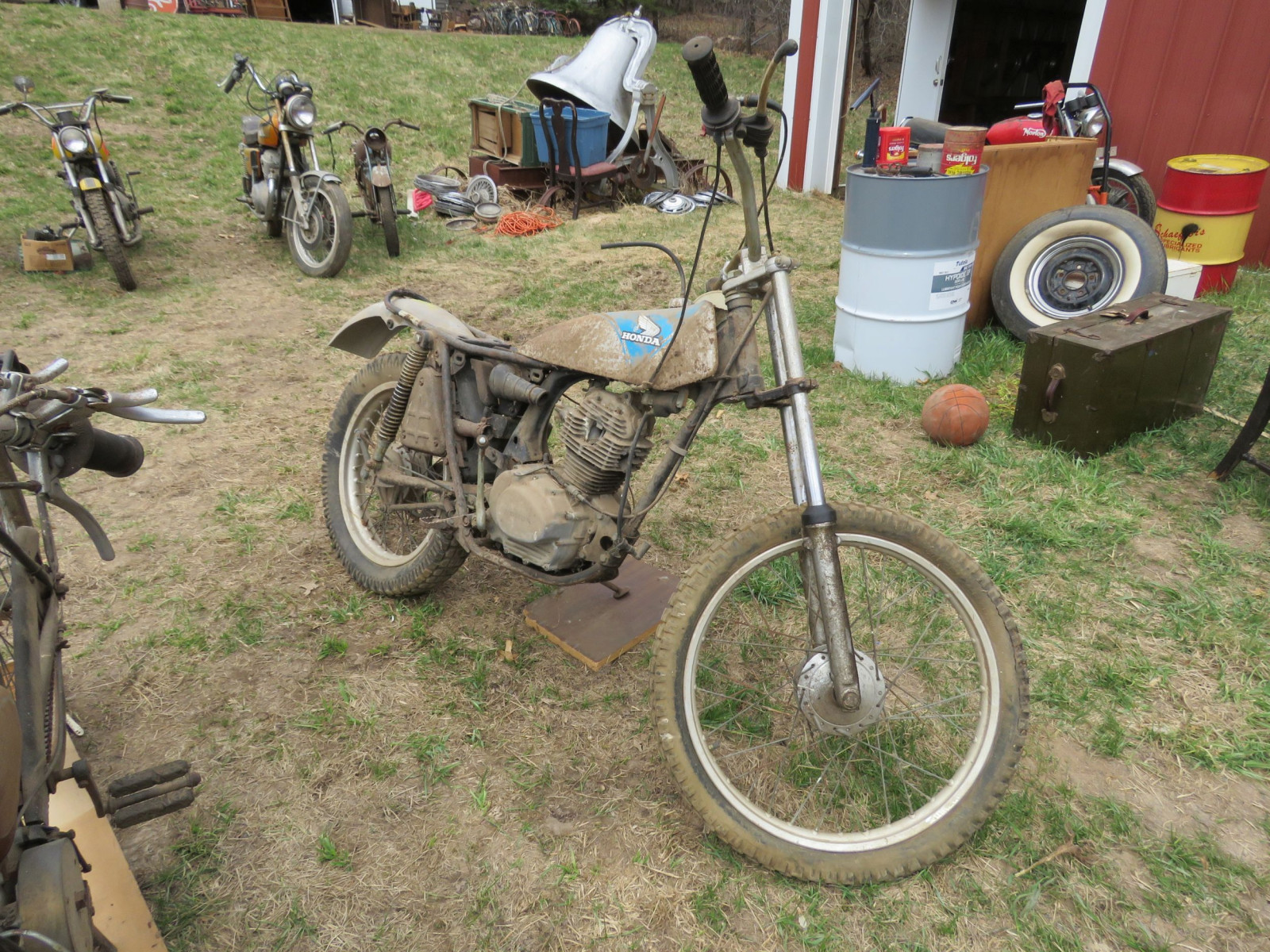 Honda Dirt bike for Project or parts - Image 2