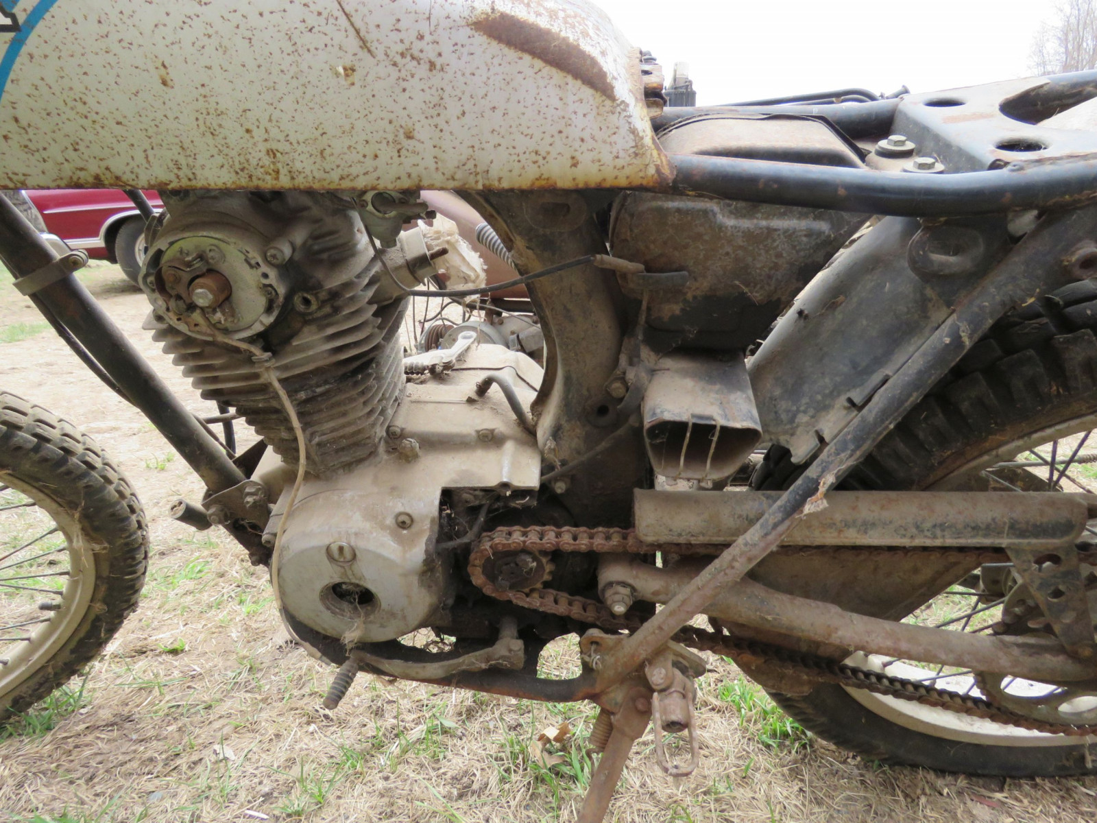 Honda Dirt bike for Project or parts - Image 4