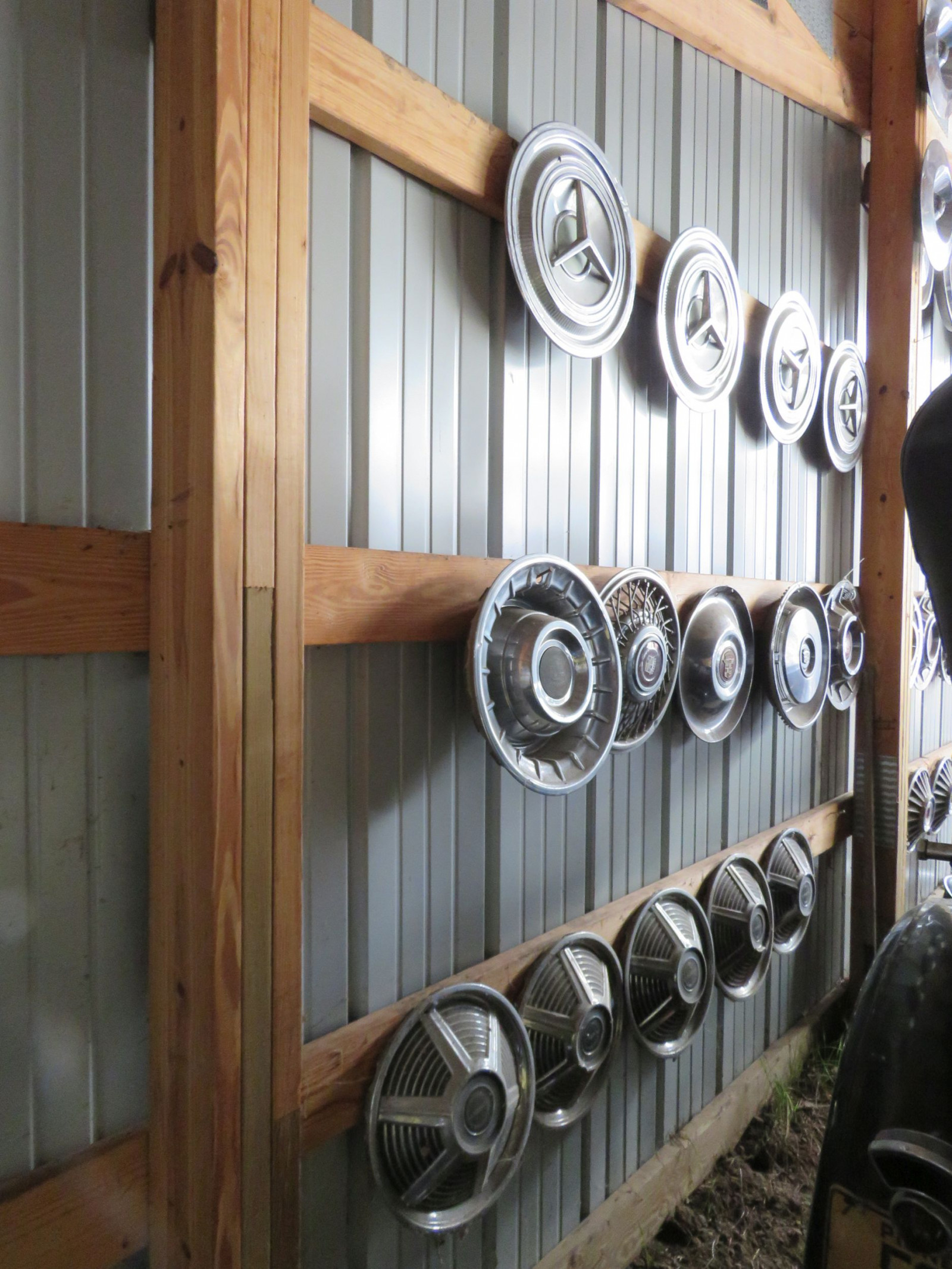 Vintage Hubcap Grouping - Image 2
