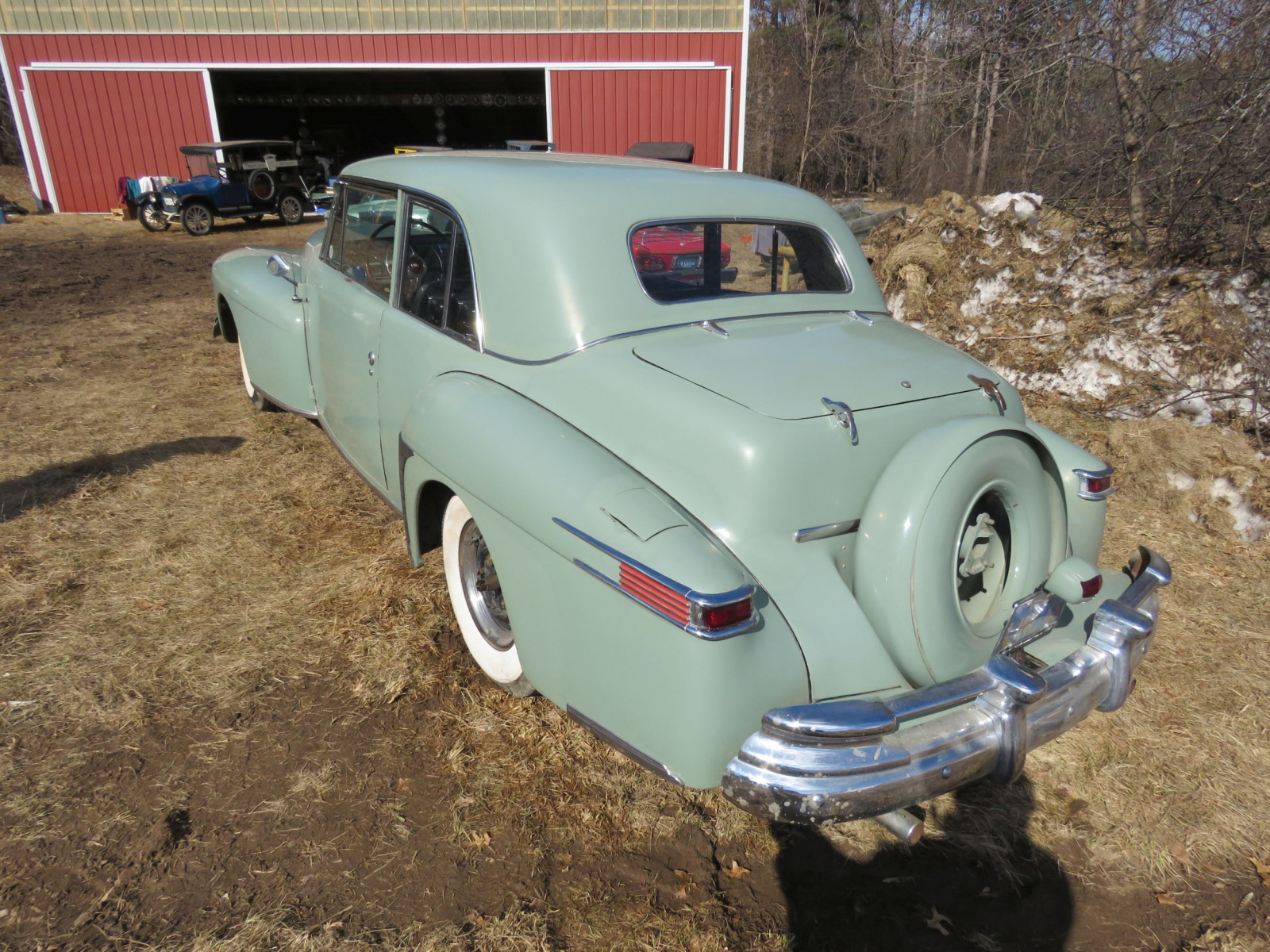 1948 Lincoln Continental Coupe - Image 5