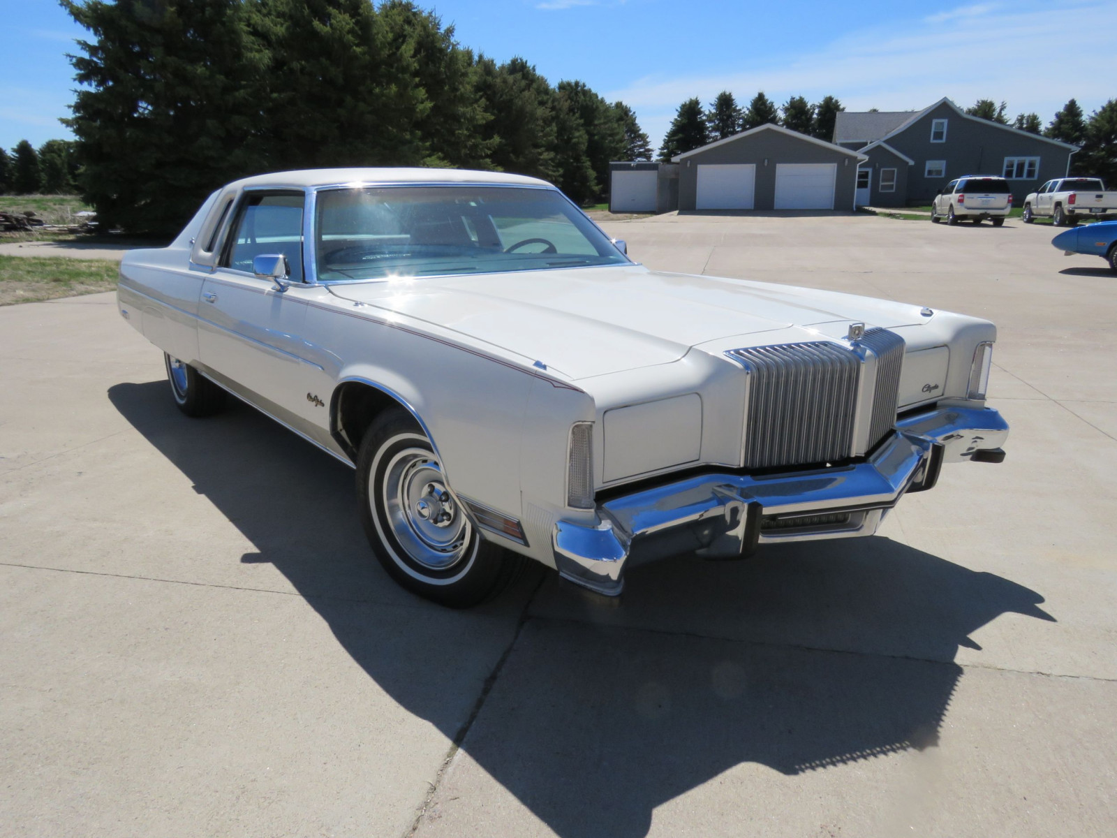 1977 Chrysler New Yorker Brougham 2dr Landau Coupe with ST. Regis - Image 1