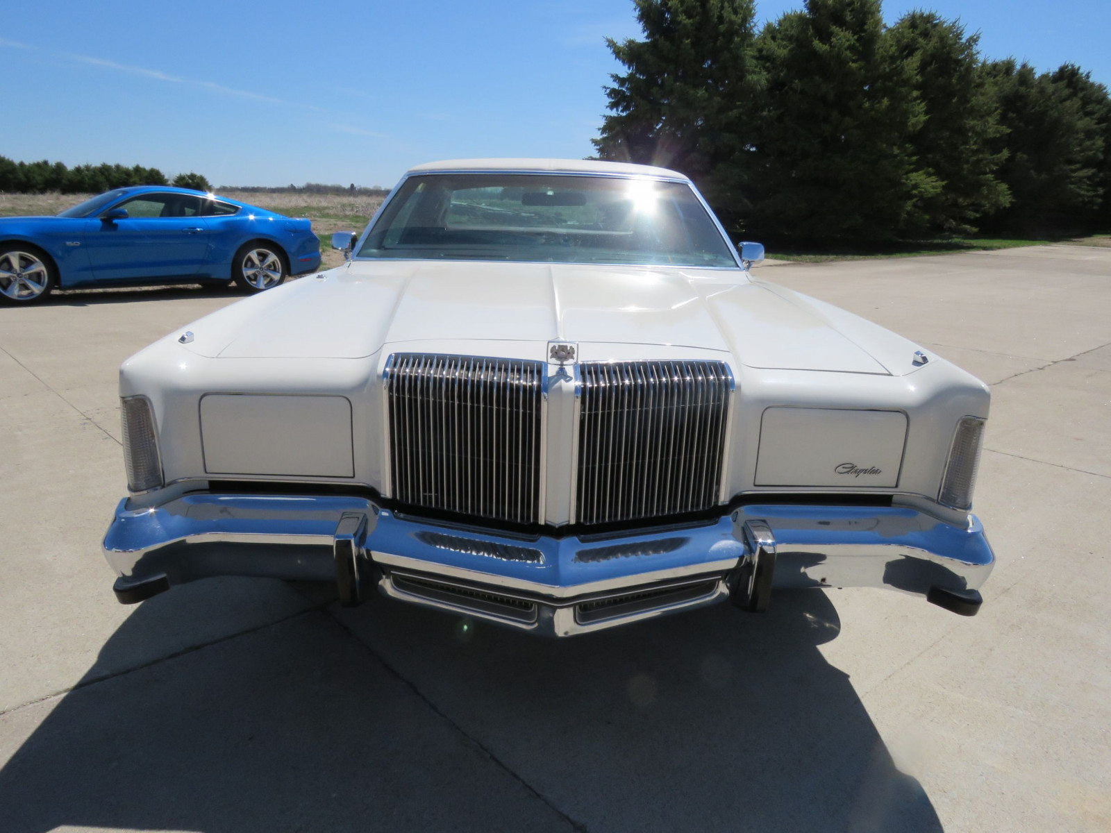 1977 Chrysler New Yorker Brougham 2dr Landau Coupe with ST. Regis - Image 2