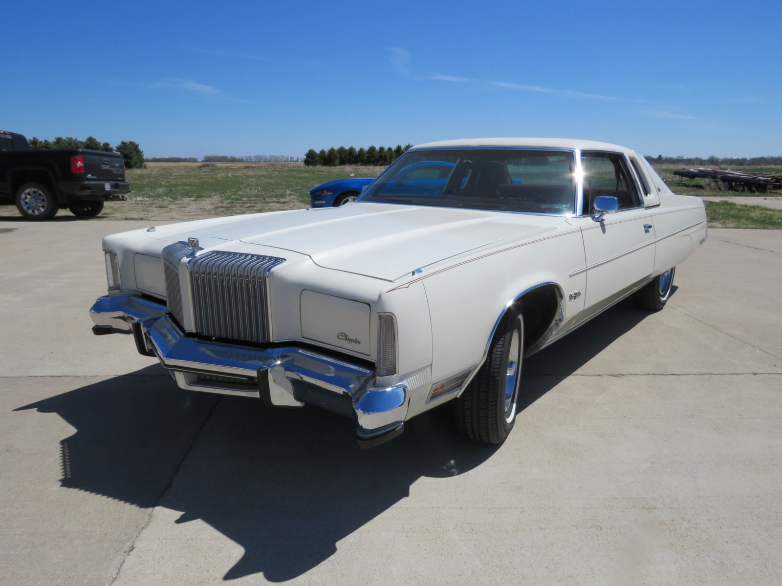 1977 Chrysler New Yorker Brougham 2dr Landau Coupe with ST. Regis - Image 3