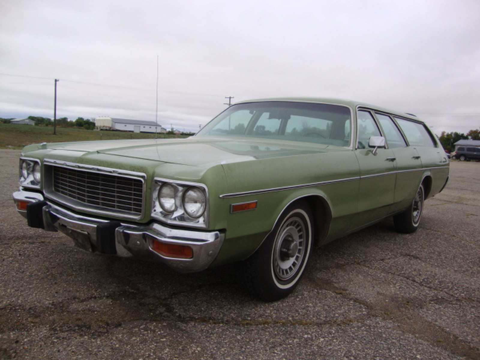 1973 Dodge Polara Custom Wagon - Image 1