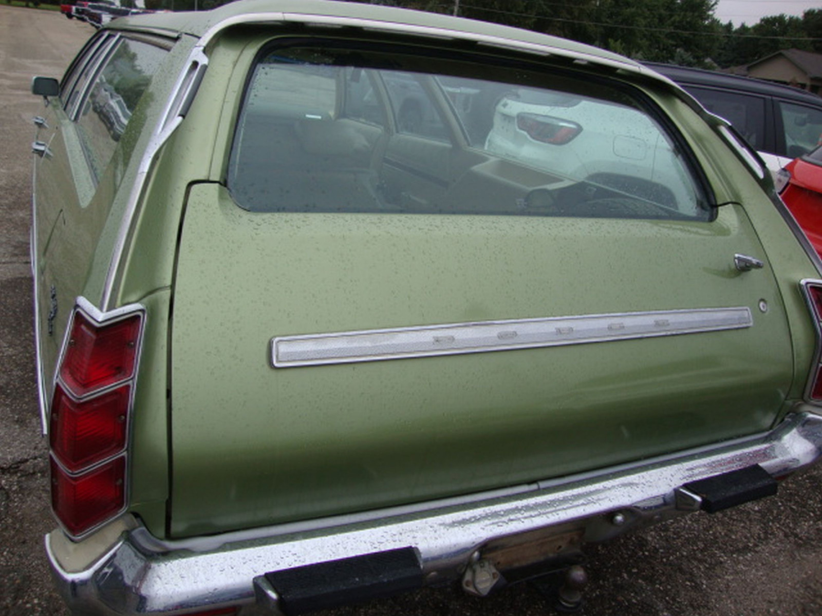 1973 Dodge Polara Custom Wagon - Image 4