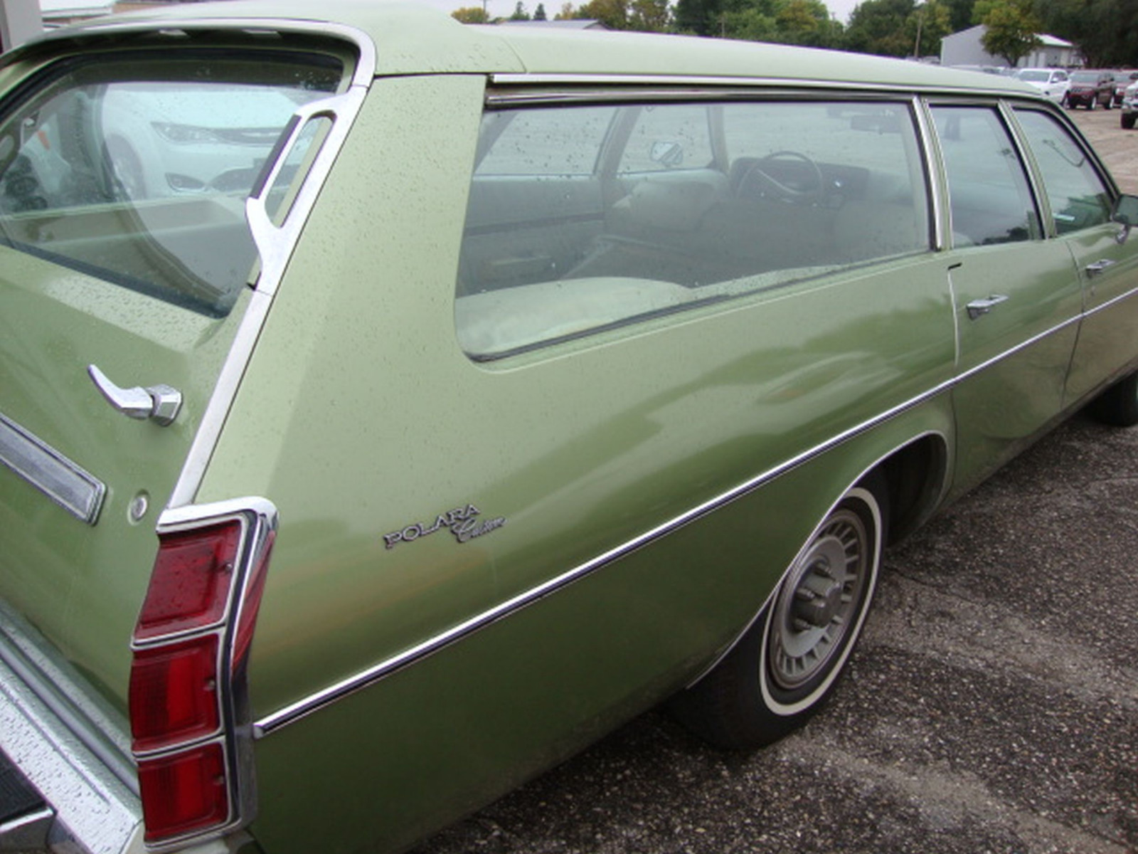 1973 Dodge Polara Custom Wagon - Image 5