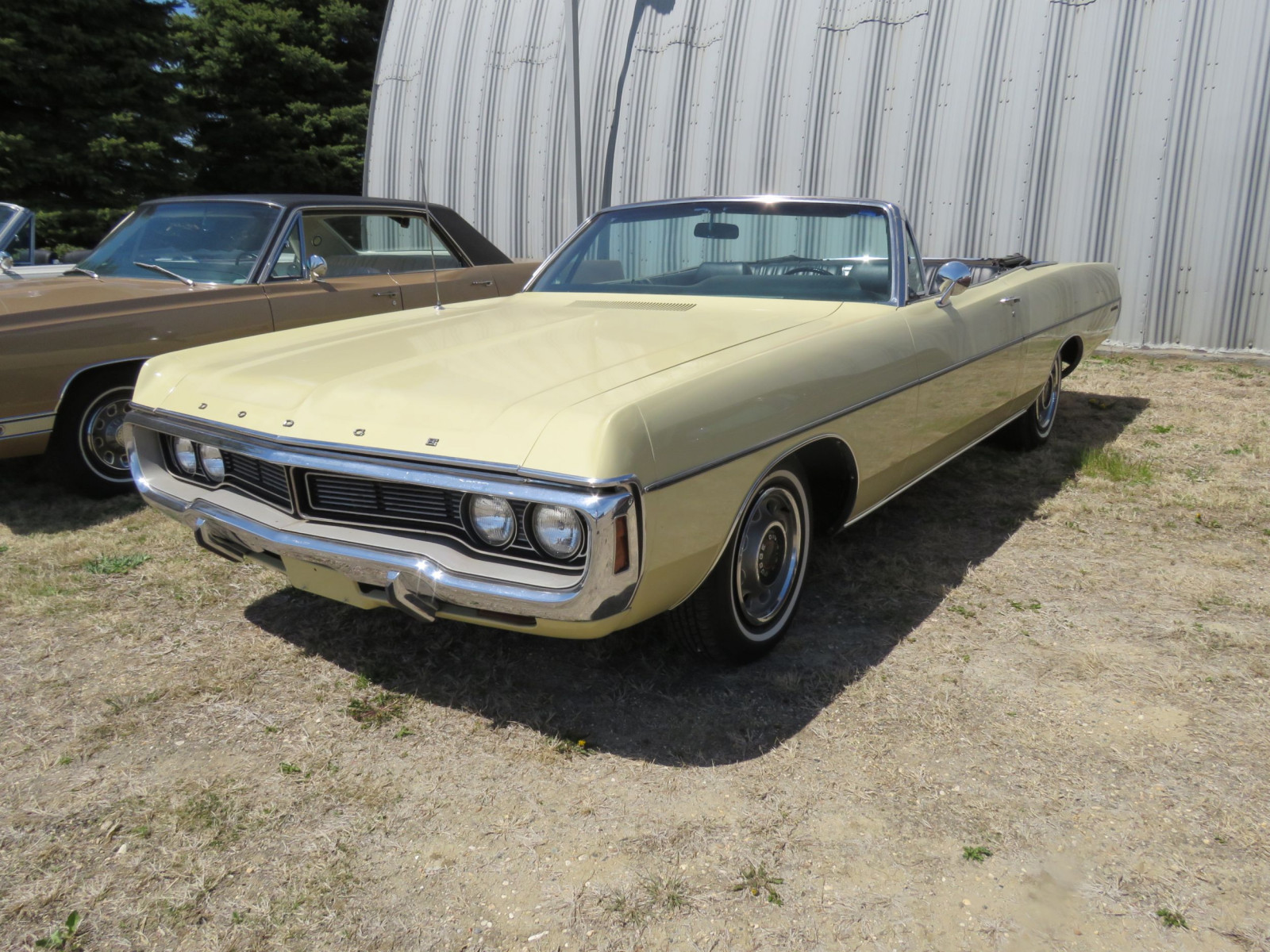 Rare 1970 Dodge Polara Convertible - Image 1