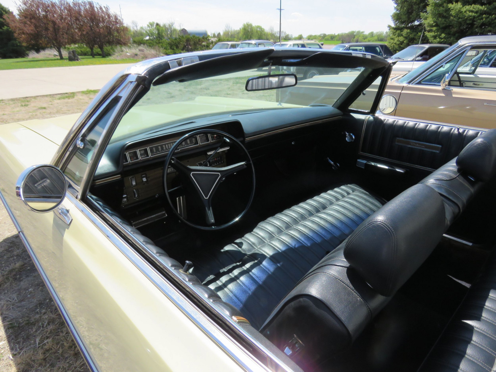 Rare 1970 Dodge Polara Convertible - Image 11