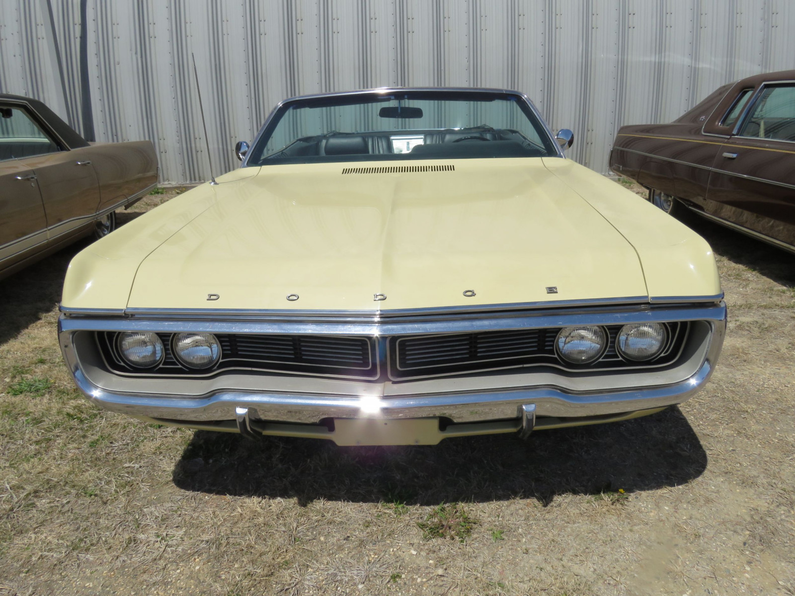 Rare 1970 Dodge Polara Convertible - Image 2