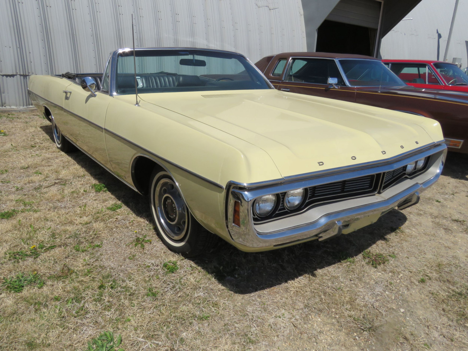Rare 1970 Dodge Polara Convertible - Image 3
