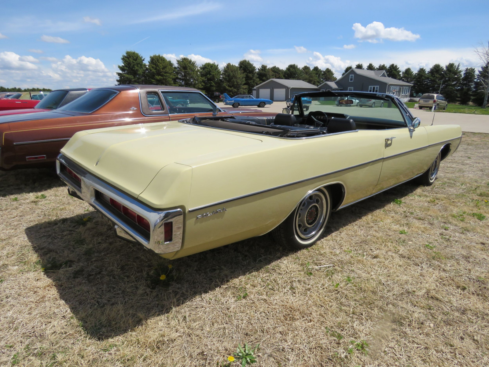 Rare 1970 Dodge Polara Convertible - Image 5