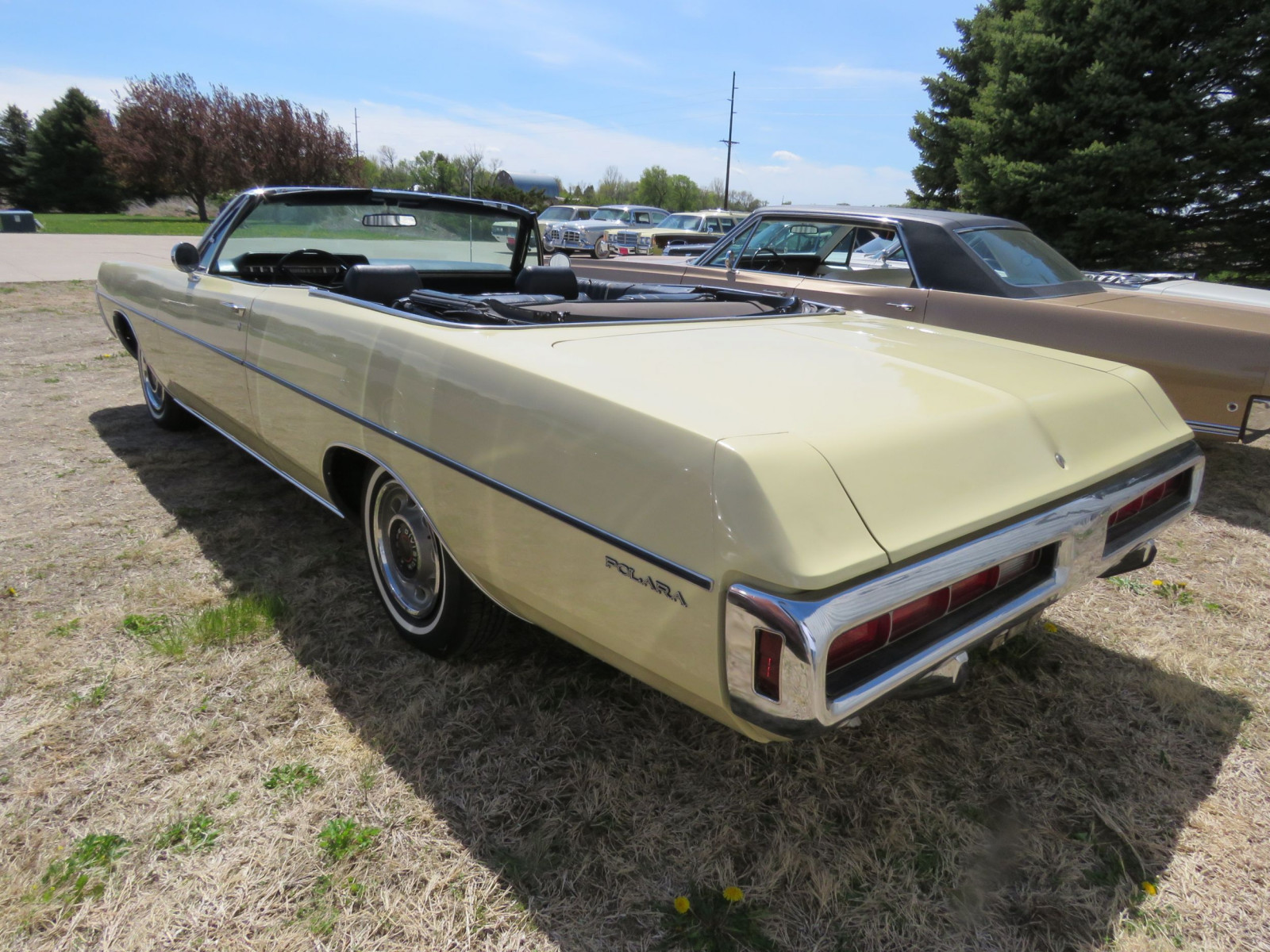 Rare 1970 Dodge Polara Convertible - Image 8