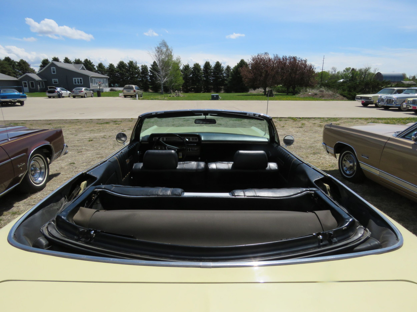 Rare 1970 Dodge Polara Convertible - Image 9