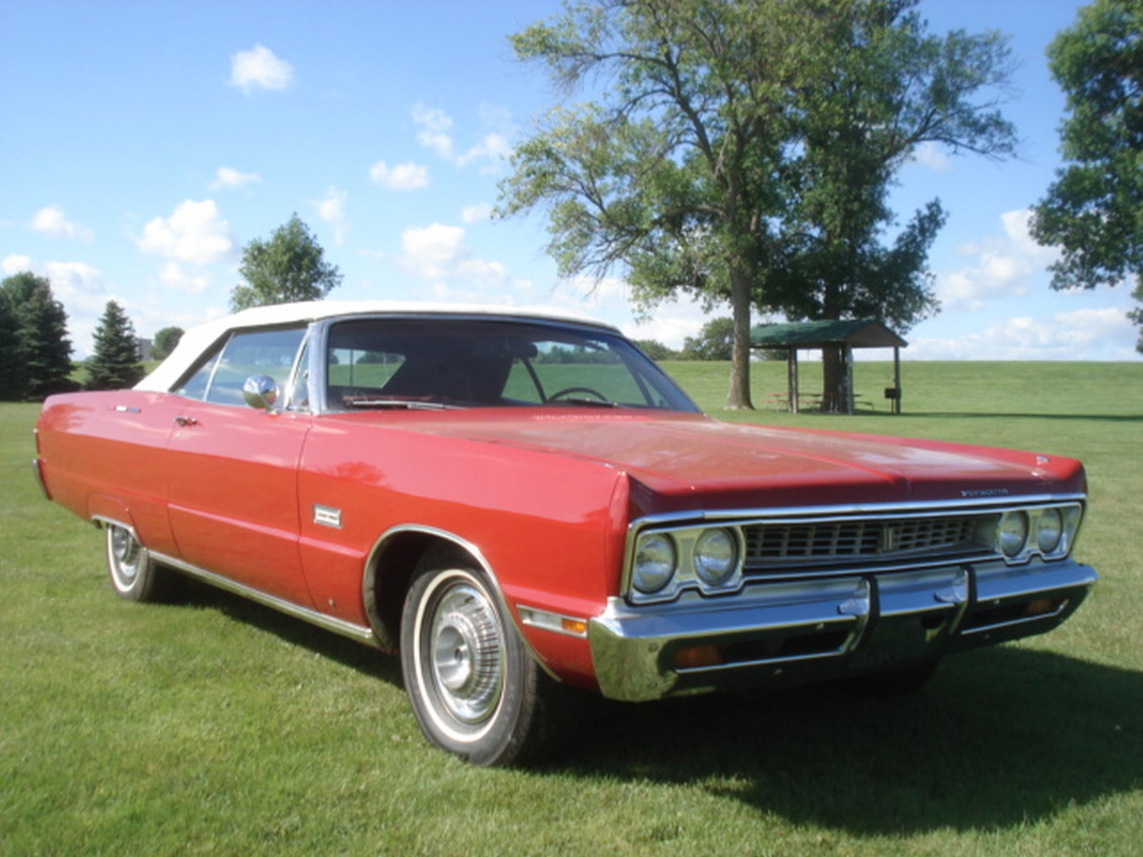 1969 Plymouth Sport Fury Convertible - Image 1