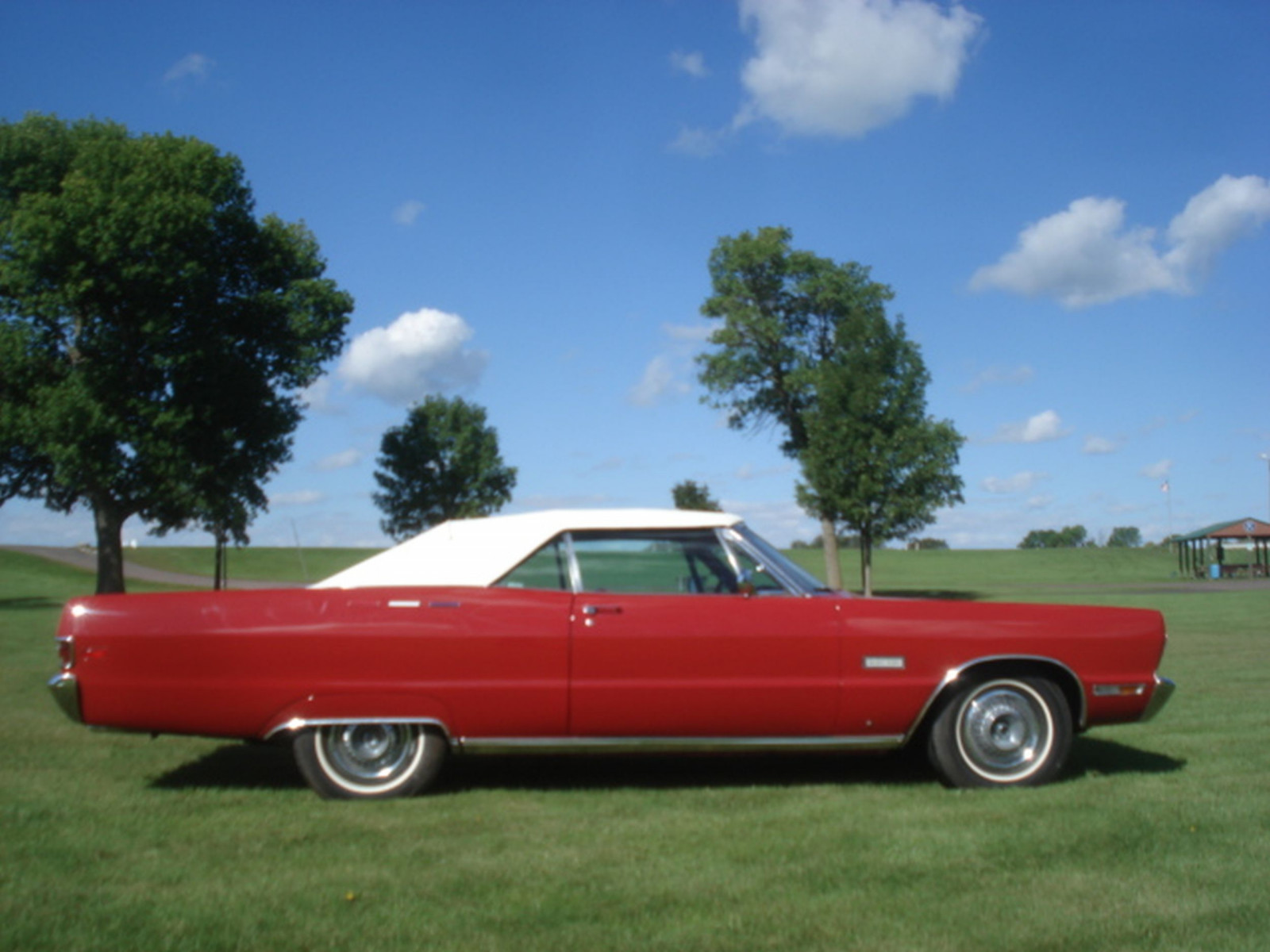 1969 Plymouth Sport Fury Convertible - Image 2