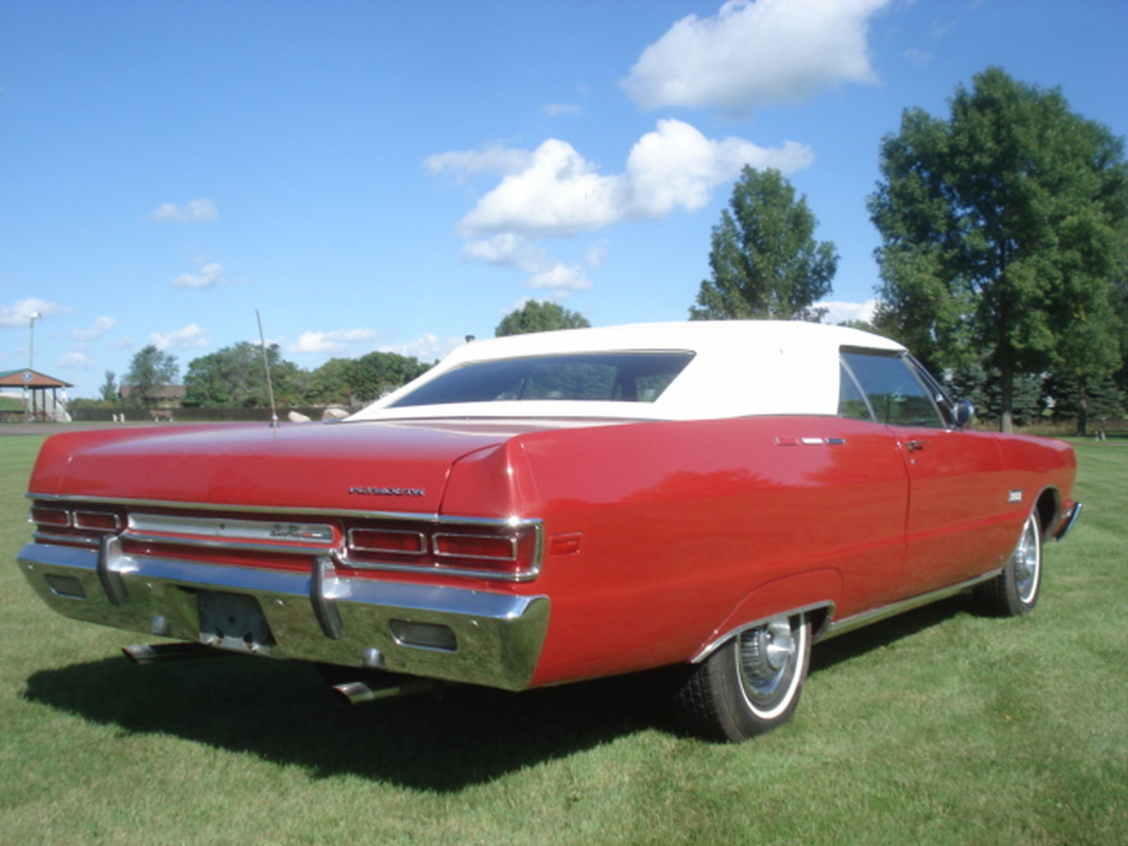 1969 Plymouth Sport Fury Convertible - Image 3