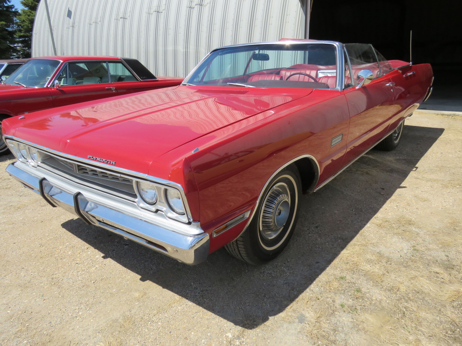 1969 Plymouth Sport Fury Convertible - Image 6