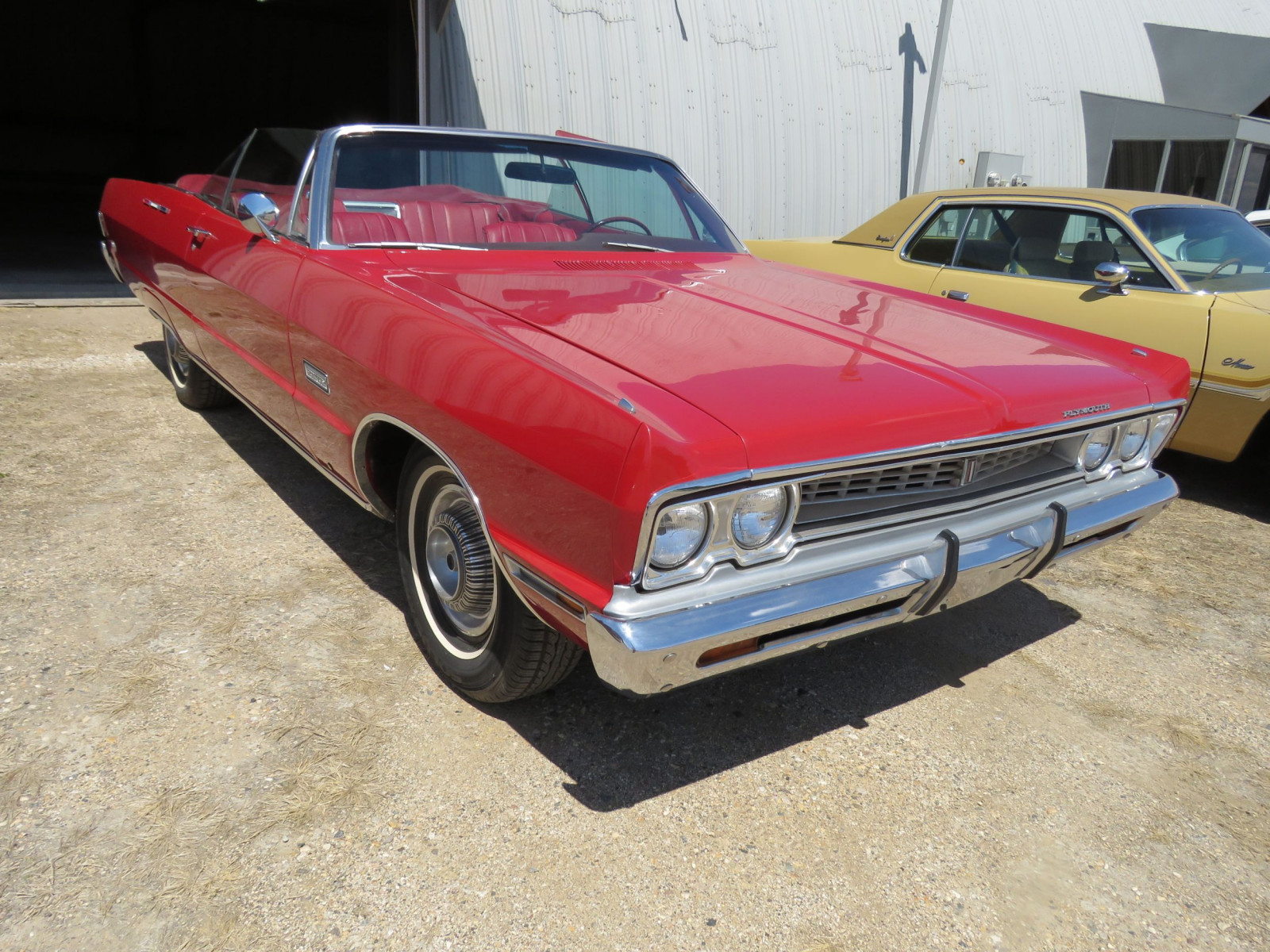 1969 Plymouth Sport Fury Convertible - Image 8