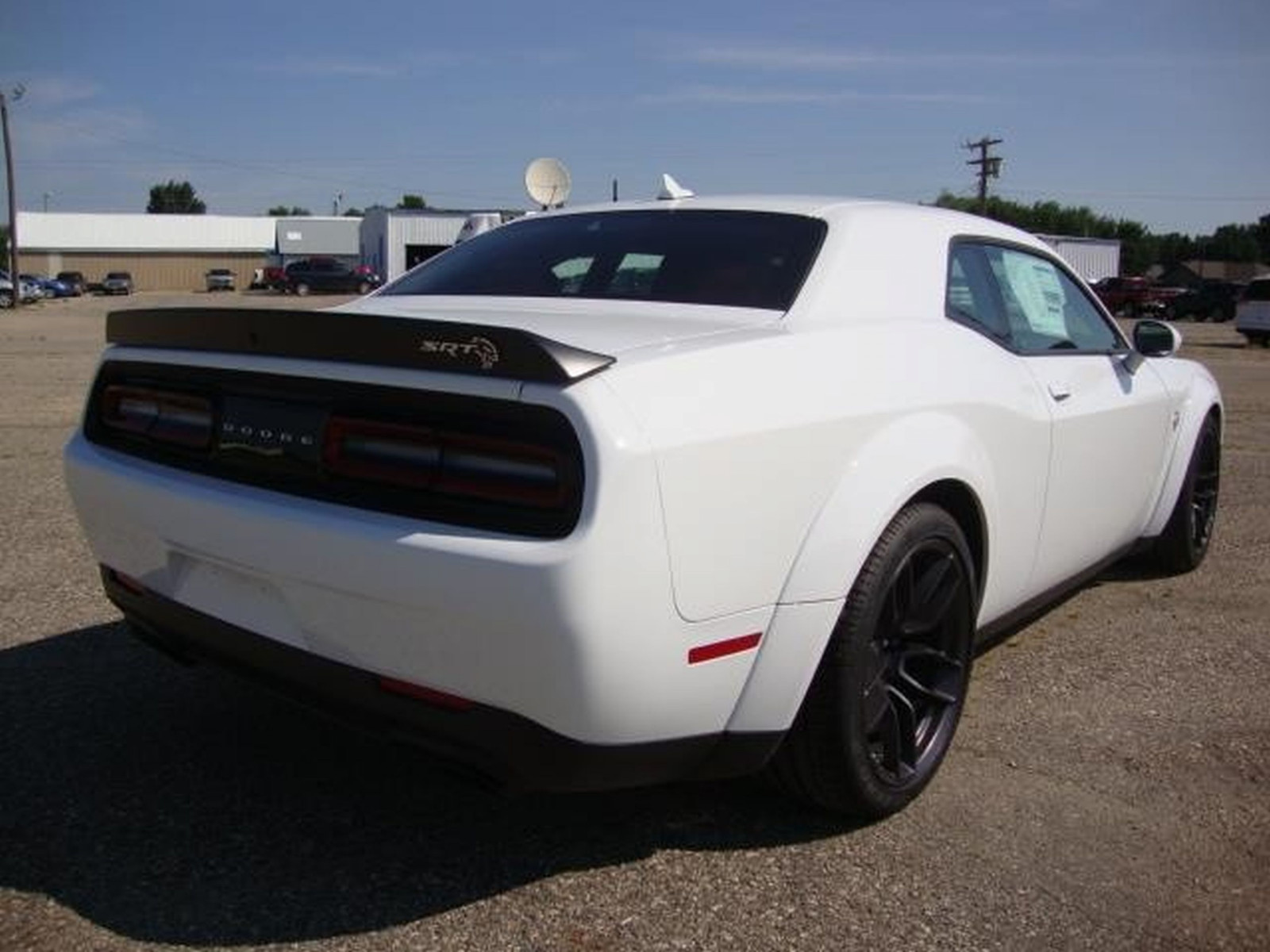 2018 Dodge Challenger Hell Cat SRT Wide Body - Image 7