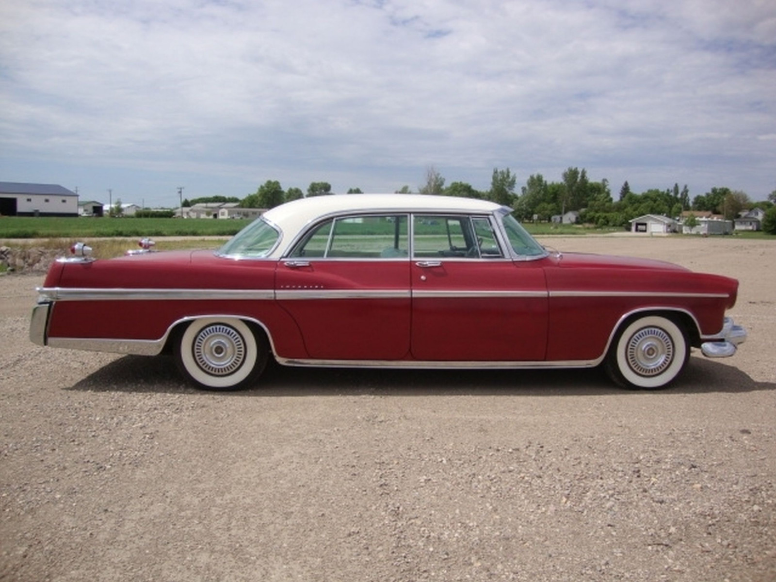 1956 Imperial 4dr Sedan - Image 3
