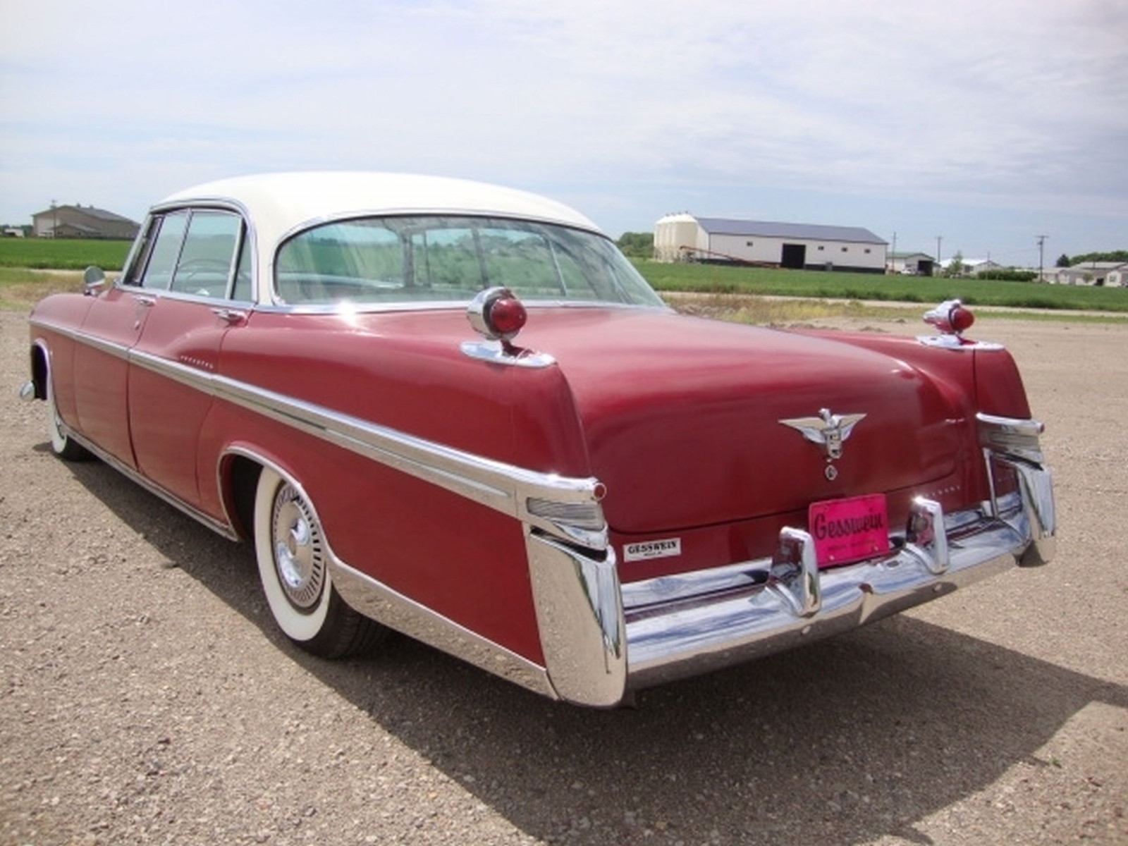1956 Imperial 4dr Sedan - Image 4