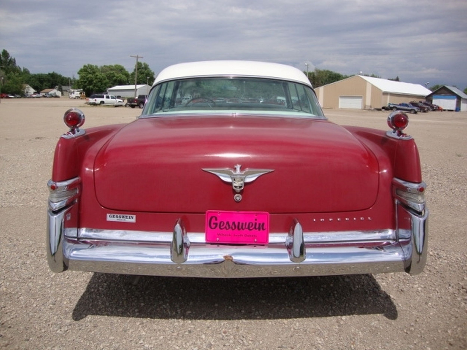 1956 Imperial 4dr Sedan - Image 5