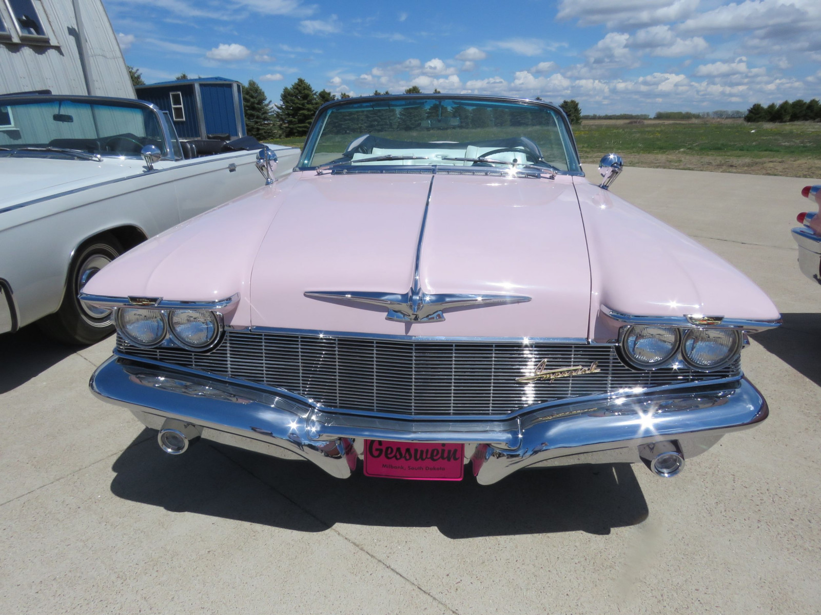 RARE 1960 Chrysler Imperial Crown Convertible - Image 2