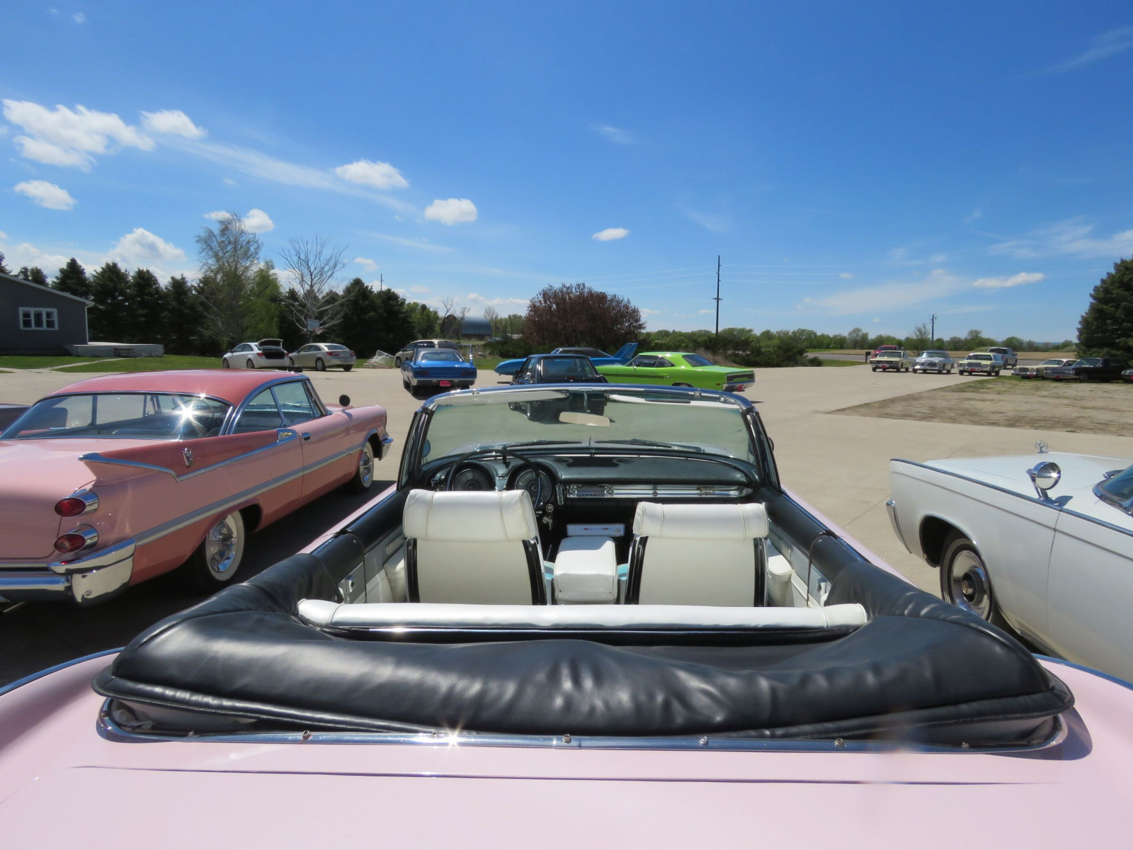 RARE 1960 Chrysler Imperial Crown Convertible - Image 9